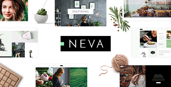 Neva Wordpress Theme