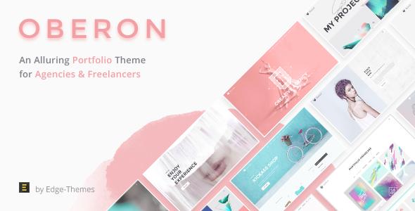 Oberon Wordpress Theme