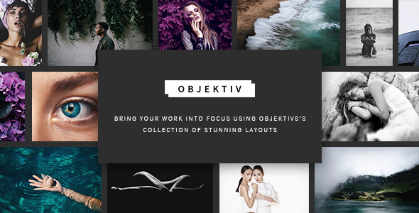 Objektiv WordPress Theme