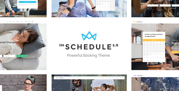 OnSchedule Wordpress Theme