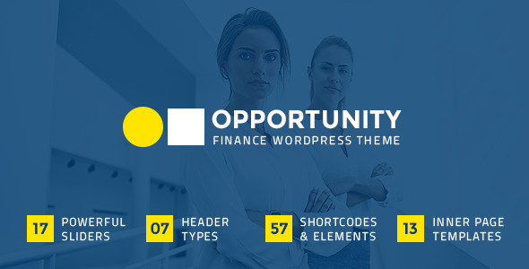 Opportunity Wordpress Theme