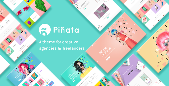 Piñata Wordpress Theme