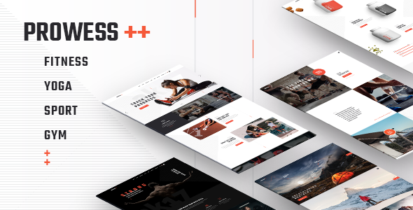 Prowess Wordpress Theme