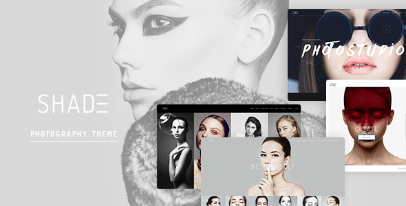 Shade Wordpress Theme