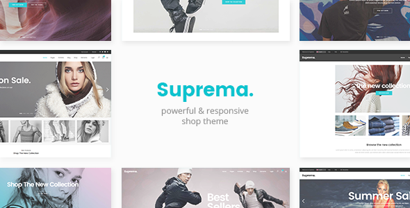 Suprema Wordpress Theme
