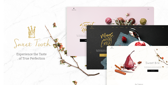 Sweet Wordpress Theme