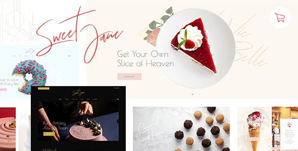 Sweet Jane Wordpress Theme