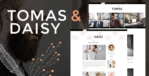 Tomas Wordpress Theme
