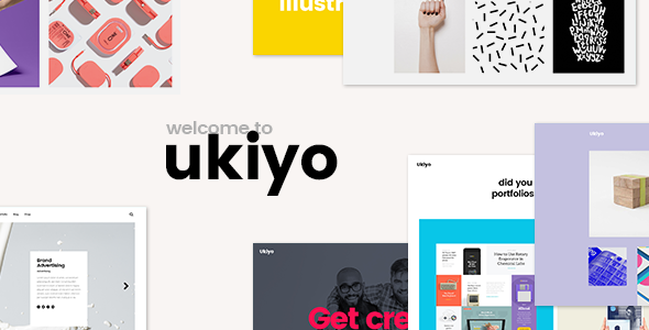 Ukiyo Wordpress Theme