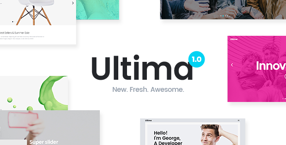 Ultima Wordpress Theme