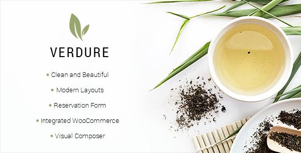 Verdure Wordpress Theme