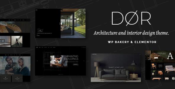 Dor WordPress Theme