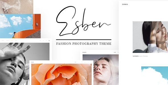 Esben WordPress Theme
