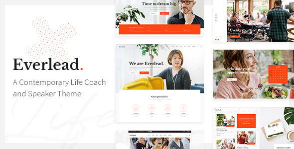 Everlead WordPress Theme