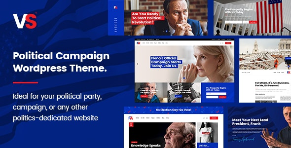 VoteStart WordPress Theme