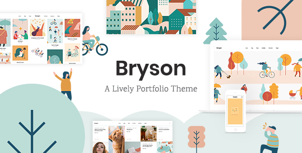 Bryson WordPress Theme