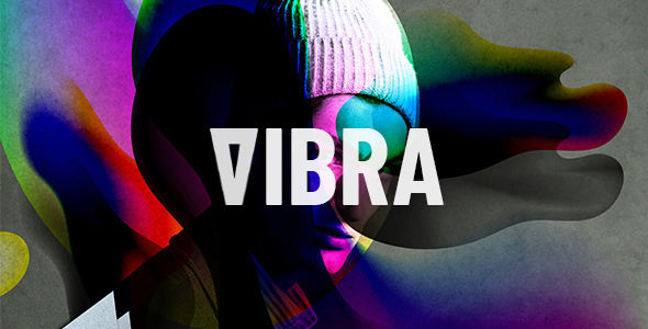 Vibra - Music Theme for DJs, Artists and Festivals