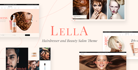Lella WordPress Theme