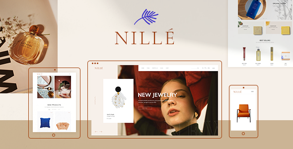 Nille WordPress Theme