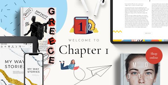 ChapterOne WordPress Theme