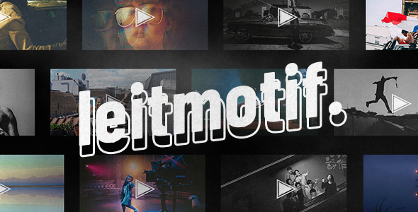 Leitmotif WordPress Theme