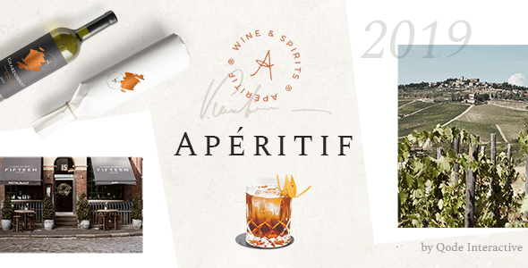 Aperitif WordPress Theme