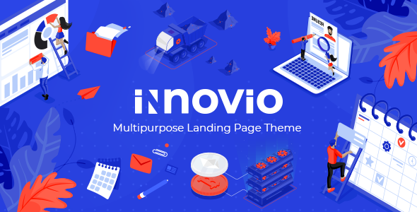 Innovio WordPress Theme