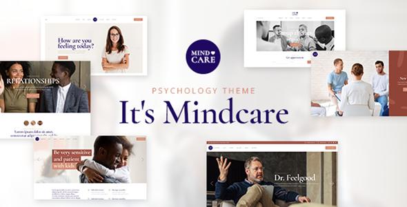 Mindcare WordPress Theme