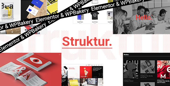 Stuktur WordPress Theme