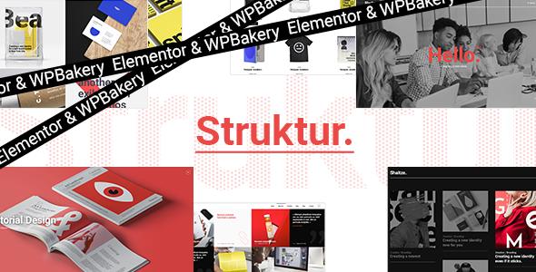 Stuktur WordPress Theme