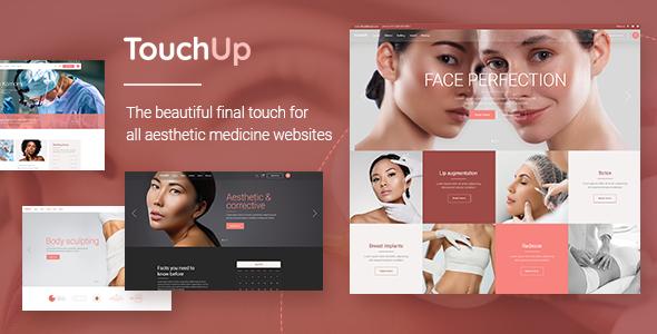 Touchup WordPress Theme