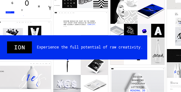 Ion WordPress Theme