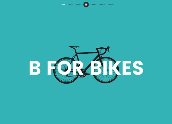 Bicycle Brand Bridge Theme Demo