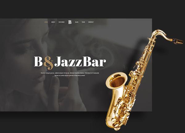 Jazz Bar Bridge Theme Demo