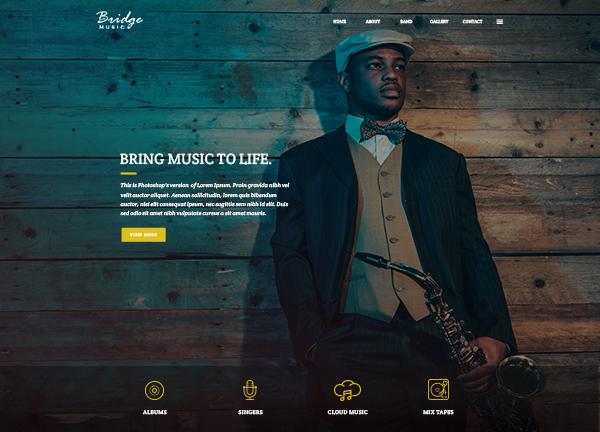 Jazz Bridge Theme Demo