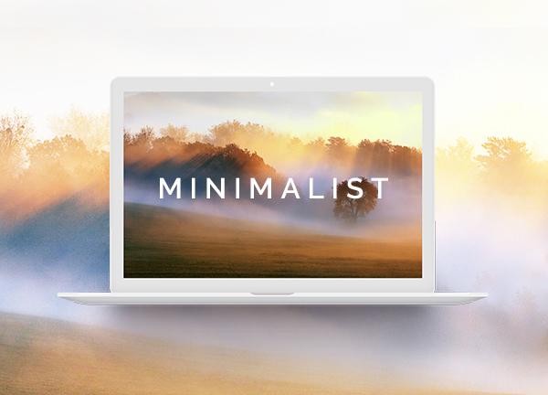 Minimalist Bridge Theme Demo