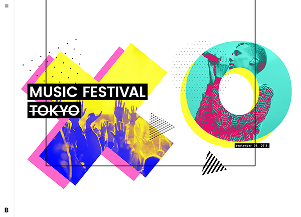 Music Festival Bridge Theme Demo