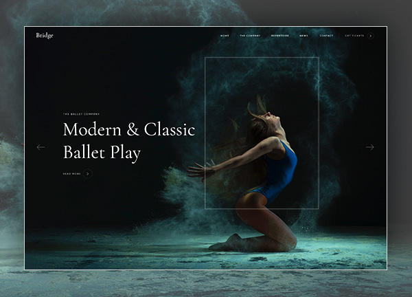 Ballet Bridge Theme Demo