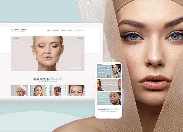 Cosmetic Surgery Bridge Theme Demo