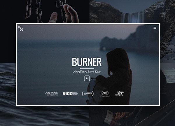 Film Director Bridge Theme Demo
