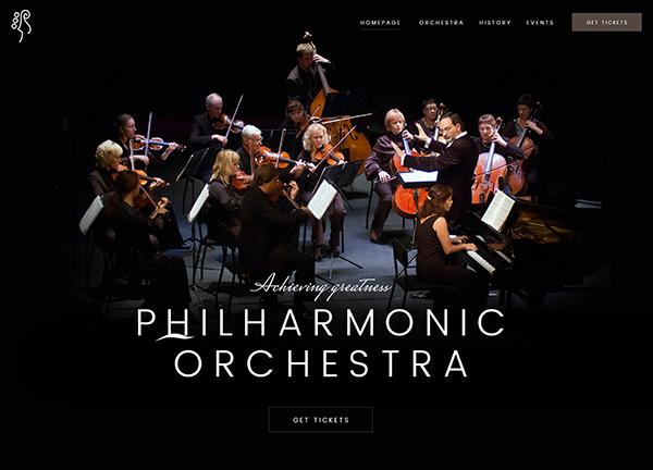 Orchestra Bridge Theme Demo