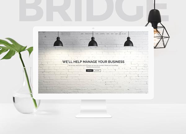 Bridge Original Bridge Theme Demo