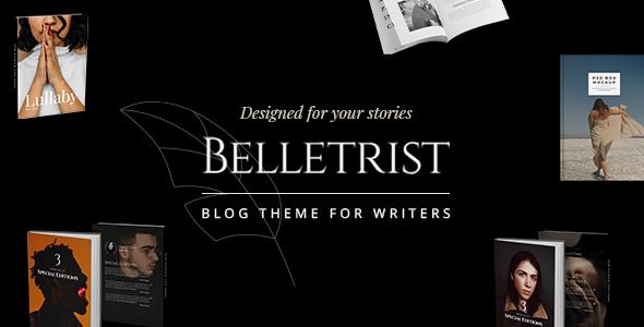 Belletrist WordPress Theme