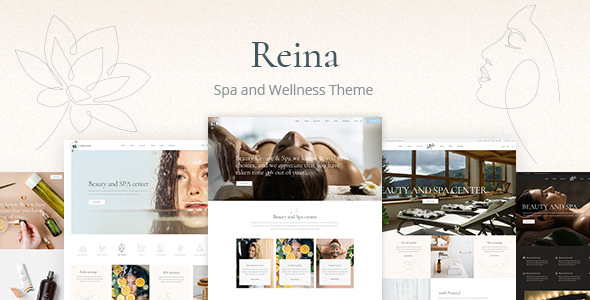 Reina WordPress Theme