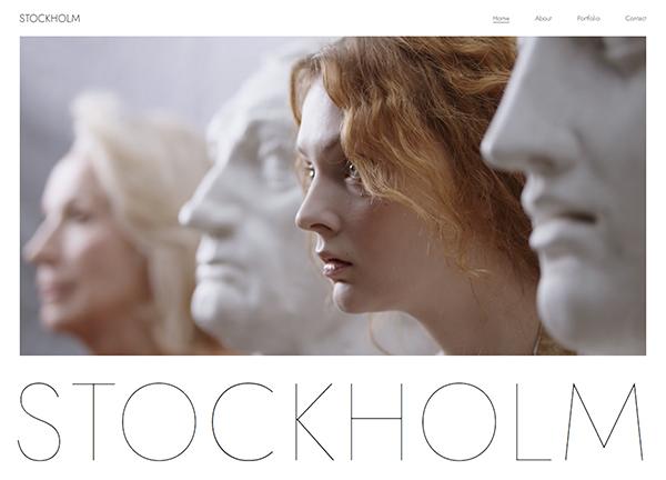 Agda Stockholm Theme Demo