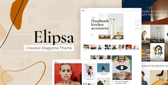 Elipsa WordPress Theme