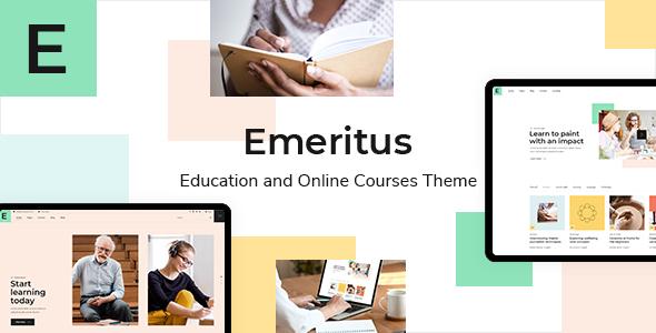 Emeritus WordPress Theme