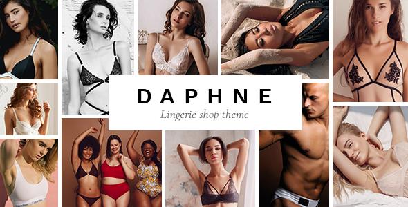 Daphne WordPress Theme