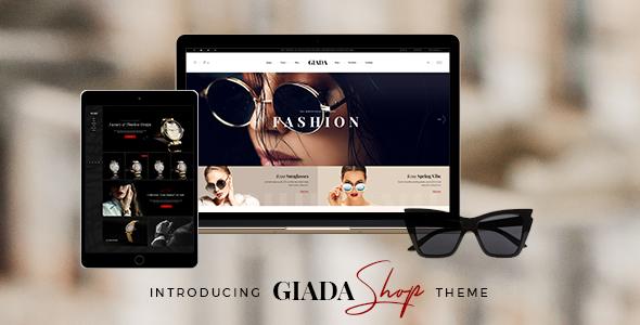 Giada WordPress Theme