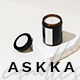 Askka WordPress Theme